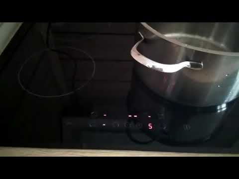 Индукционная плита на дачу Hansa BHI68300 обзор