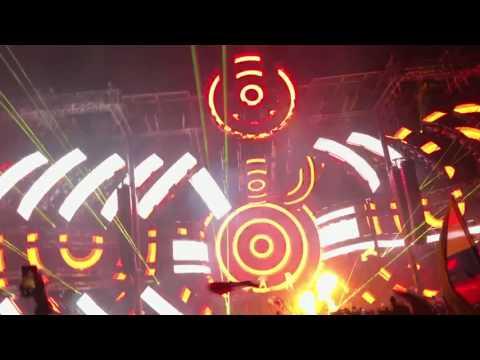 Major LAZER - Believer LIVE at Ultra Music Festival 2017