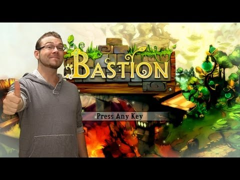 Bastion Review (PC) - ZGR