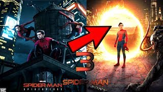 DISNEY BUYING SPIDER-MAN FROM SONY STILL FOR THE MCU PHASE 5 REPORT DEBUNKED!
