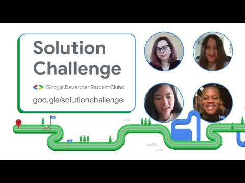 Google Developer Student Clubs 2021 Solution Challenge