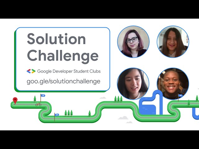 Google Developer Student Clubs 2021 Solution Challenge