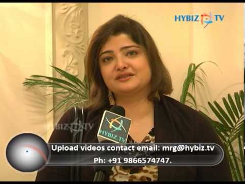 Vasundhara Das, Singer, Songwriter, Composer, Actress & Entrepreneur - hybiz.tv