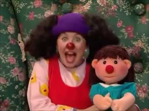 the big comfy couch theme song youtube