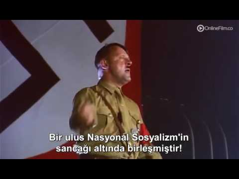 The Bunker 1981 Hitler's Public Speaking (Turkish Subtitles)