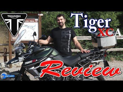Triumph Tiger 800XCA Quick Review