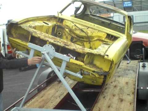 244575 additionally EASY TILTER Car Truck Restoration Tool Auto Rotisserie EBay further Showthread additionally Watch moreover Splinter Wooden Car. on diy car rotisserie
