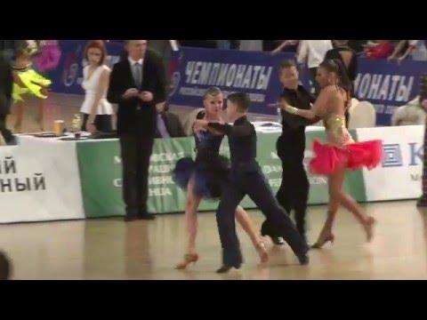 Чекалин Василий - Коновалова Алиса, Samba
