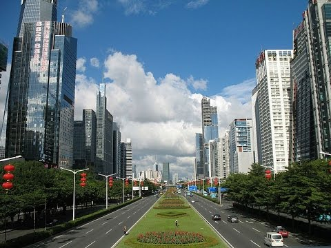 14. Shenzhen --Top City Skylines--