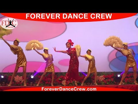 CHINESE DANCE MODERN DANCE INDONESIA