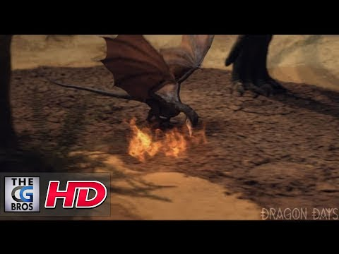 "CGI VFX Trailer (HD) ""Dragon Days"" 2013 - Official Trailer by Andreas Feix"