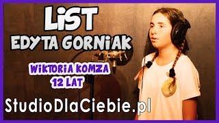 List - Edyta Górniak (cover by Wiktoria Komza) #1216
