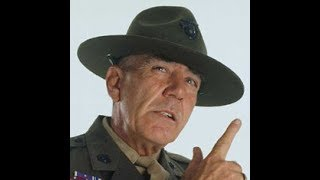 ACTOR R LEE ERMEY  DIES ' of full metal jacket Movie '