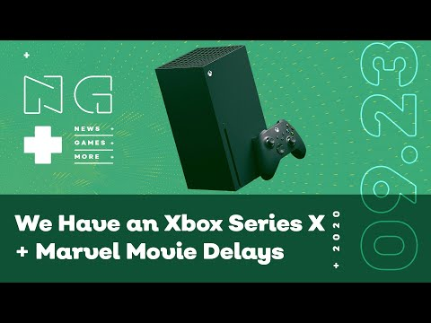 We Have A Working Xbox Series X + Marvel Movie Delays - IGN News Live
