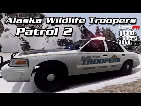 AST Clan GTA IV - AWT Patrol 2 - Traffic Collision!