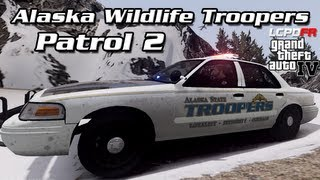 AST Clan GTA IV - AWT Patrol 2 - Traffic Collision!