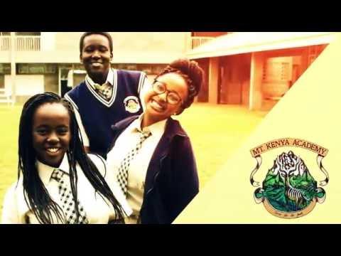 Welcome To Mount Kenya Academy Senior School #StriveForThePeak