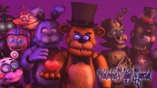 [FNAF\SFM] Valentines day Special Alternate ending