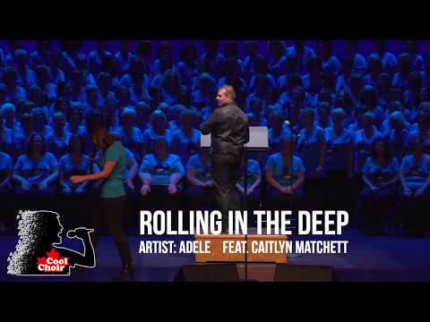 Rolling in the Deep Cool Choir®