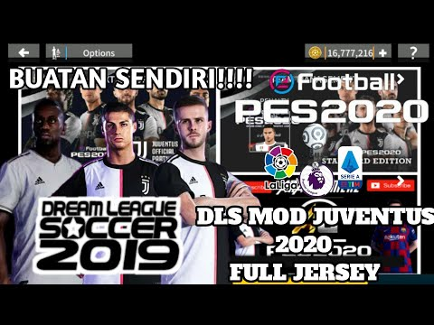 Download Dream League Soccer 2020 Mod Juventus - 동영상