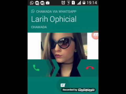 Numero da larissa manoela - YouTube