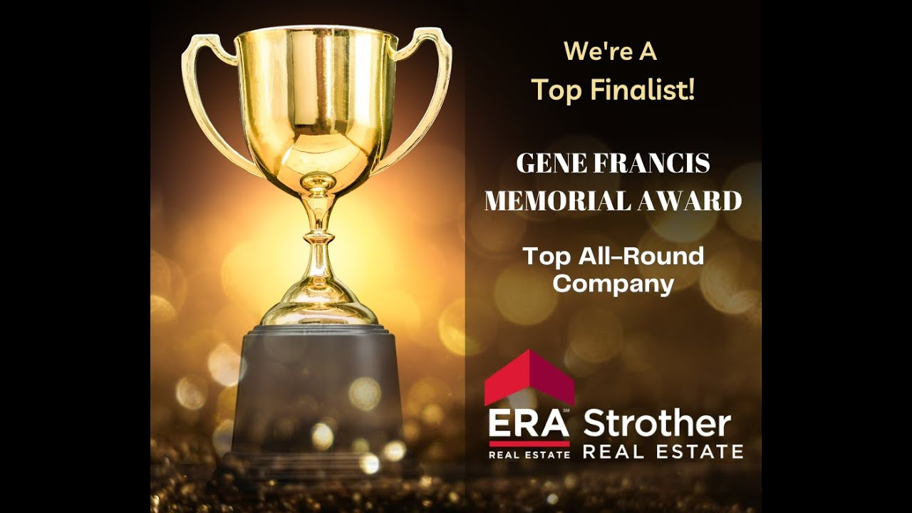 We're a semi-finalist for the Gene Francis Memorial Award