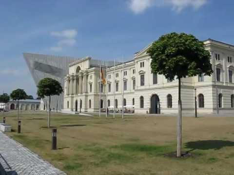 Dresden, Militaerhistorisches Museum der Bundeswehr / Bundeswehr Military History Museum