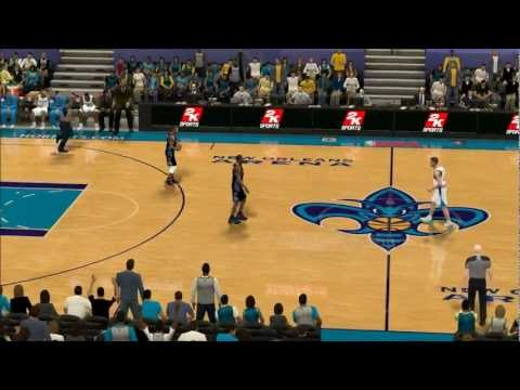 2012 Bobcats vs 2012 Hornets