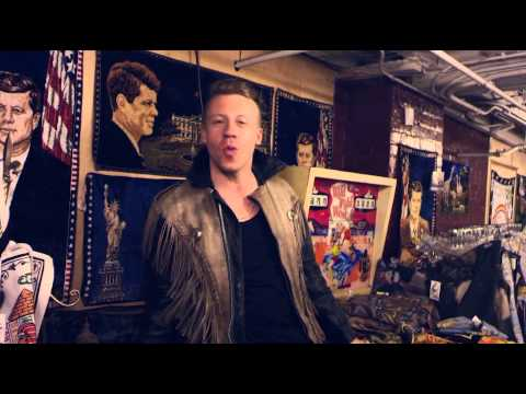 MACKLEMORE & RYAN LEWIS - THRIFT SHOP FEAT. WANZ (OFFICIAL VIDEO) (reversed/backwards)
