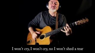 Stand By Me (Lyrics) - Ben E.King - fingerstyle guitar cover by Igor Presnyakov