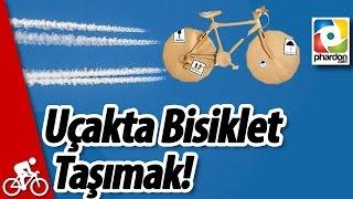 Uçakta Bisiklet Taşıma Uçakla Seyahat Ederken Bisikletinizi Bagaja Nasıl Verebilirsiniz