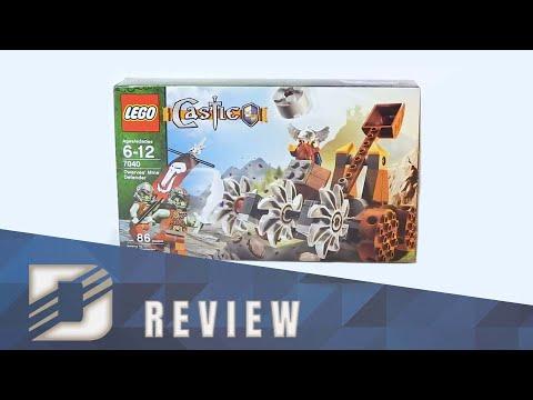Lego Dwarves Mine Defender Unboxing, Speed Build + Review