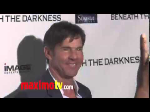 Dennis Quaid Beneath The Darkness Premiere Arrivals