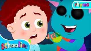 Aliens Gonna Take You | Nursery Rhymes For Toddler | Fun Videos For Children | Schoolies