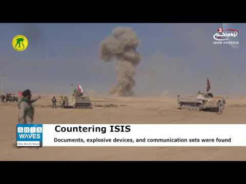 Iraqi forces take control over ISIS command center in western Mosul