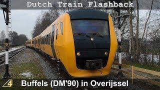Dutch Train Flashback: Buffels in Overijssel