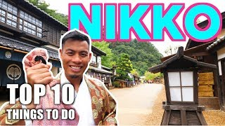 Japan Onsen Paradise 10 Things to DO in NIKKO  | Away from Tokyo Guide