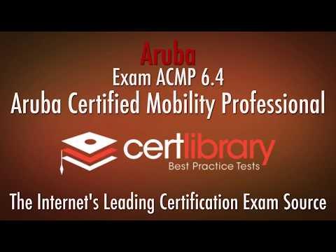 ACMP V8 HPE6-A44 Exam Dumps - WorldNews