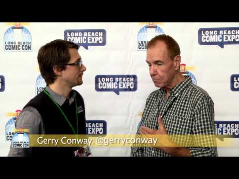 Interview with writer Gerry Conway at the 2014 Long Beach Comic Con