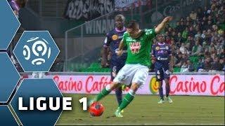 AS Saint-Etienne - Evian TG FC (1-0) - 08/01/14 - (ASSE - ETG) - Résumé
