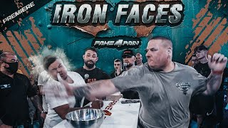 STUDENT vs TRUCK DRIVER: SLAP SHOW | IRON FACES