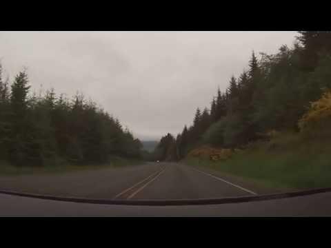 Great Scenic Drives: Aberdeen, Wa to Ruby Beach, wa (Scenic 101)