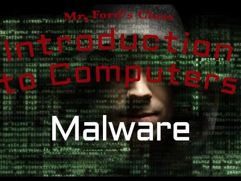 Information Security : Malware (06:07)