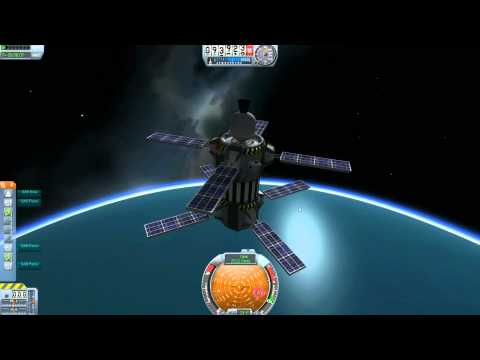 "Kerbal Space Program ""Episode 6"" - Kerban Satellite Adventures"