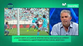 Después de Todo: Sporting Cristal campeón temporada 2018| ANÁLISIS DIEGO REBAGLIATI