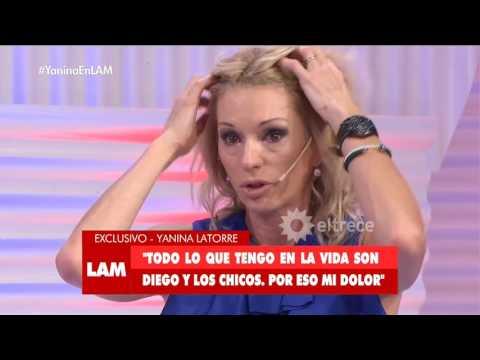 Habla Yanina Latorre en LAM luego de la infiltración de chats de Diego Latorre -- 14/6/17