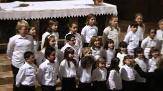 nº 11 Santa Cecilia Coral Infantil Magdalena Rigó Sant Julia Campos Mallorca