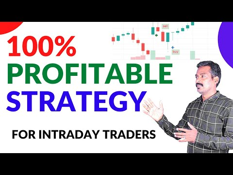 Simple Strategy |  For Day Trader |  Part 1 Tamil