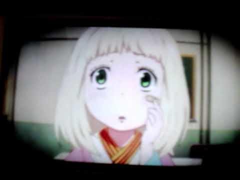 Blue exorcist the movie scene Rin betrayed by Usamaro