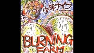 Shonen Knife - Ukkari Hachibei Burning Farm reissue.